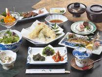 ≪じゃらん宿泊旅行調査2017地元ならではのおいしい食べ物が多かった部門で高知県が1位≫【四万十会席】