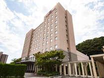 【2017年10月リニューアルオープン】ホテル外観