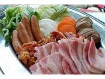 1泊夕食手ぶらBBQプラン♪手ぶらで来ても食材とレンタル付で楽々バーベキュー!