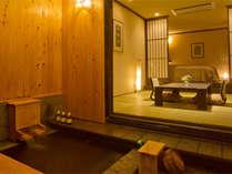 ■本館【菜の花】客室展望温泉