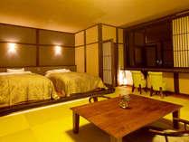 ■本館【竜胆】和室8畳と寝室