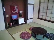 朝定食、お部屋出しプラン♪♪お部屋でごゆっくりどうぞ~(^。^)y-.。o○(禁煙)