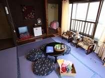 藍藤色畳のお部屋303