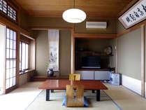 *和室一例/浜名湖一望の和室。美しい景色をお楽しみ下さい。