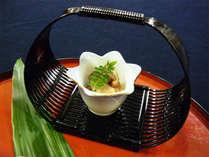*夕食一例/板長が腕を振るって作る料理を心ゆくまでご堪能下さい。