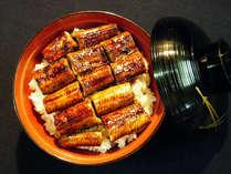 *浜名湖名物・うなぎ料理。産地ならではの味をお楽しみ下さい。