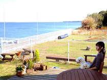 「子供歓迎」4名様までのお子様同伴ファミリー向き、浜名湖畔の絶景無料ドッグランで楽しもう!