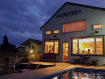 ご夕食は、絶景の食堂で浜名湖を眺めながらご堪能ください。