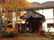 【紅葉】季節ごとに美しい景色をお愉しみいただけます。