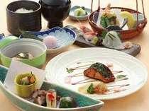 日本料理「丹頂」の『丹頂御膳』(季節により内容が変わります)