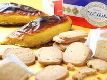 クランベリーと言えばスイートポテト。実はクッキーも美味ですよ!