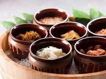 和食派に人気、ご飯のお供たち