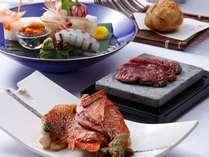 春の北海道の旨みが集まった会席「蝦夷美味紀行」