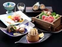 夏の十勝の味覚を楽しむ会席「蝦夷美味紀行」