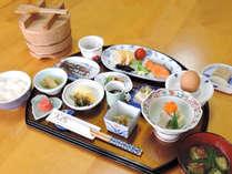 【朝食付】オーナー手作りの朝ご飯で1日を元気良くスタート