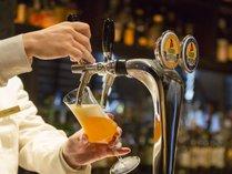 【ノーベンバー】オリジナルクラフトビールをご提供いたします。