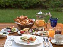 レストラン「ファヌアン」朝食イメージ