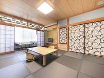 <炭~SUMI~>和室10畳+シャワールーム付