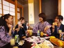 【卒業旅行応援プラン】雄大な阿蘇の大地で思い出作り!夕食はみんなで楽しくバイキング&プラン特典付き!