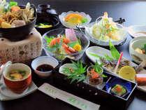 ◆グレードアップ◆ちょっと豪華に田舎料理をご堪能♪《飲み物サービス特典付☆》
