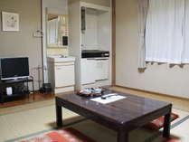 【客室】和室(6畳~12畳)全室地デジ&Wi-Fi対応済