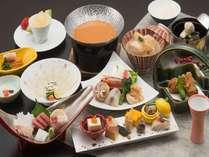 様々なふぐ料理を一度にお楽しみいただける会席料理 【富士桜プラン 12月~2月】