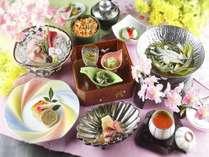 ◆料理長おすすめ◆ 春を満喫できる特典付き特別プラン 【桃花プラン 3月~5月】