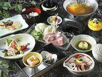 ボリューム控えめ 旬の「伊佐木」「蛸」「茄子」などを使った夏の会席料理 【信玄プラン 6月~8月】