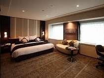 クラブダブルルーム/36平米お好みの枕やアロマ等が選べる快眠プログラムは宿泊者無料♪