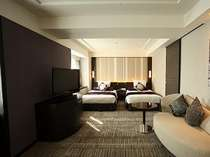 クラブデラックスツインルーム/45平米お好みの枕やアロマ等が選べる快眠プログラムは宿泊者無料♪
