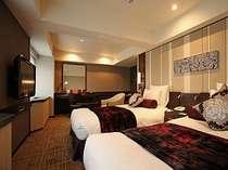 クラブツインルーム/36平米お好みの枕やアロマ等が選べる快眠プログラムは宿泊者無料♪