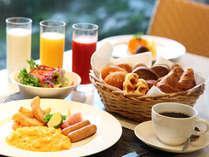 クラウンカフェ~朝食