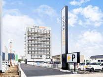 スーパーホテル伊予西条 石鎚の湯2020年8月8日オープン