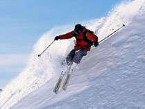 【旭岳ロープウェイ1日券付】クリスタルスノー!★世界が注目するスキー聖地へ★