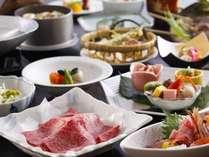 「魚も食べたいけどお肉もほしい!」どちらかひとつを選べないあなたへおススメです。,大阪府,伏尾温泉 不死王閣