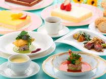 季節の洋食を楽しむ~河畔のリゾートに泊まる唐津旅・夏~夕食ランクアップ【夕朝食付】