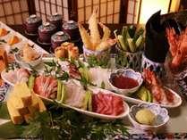 【冬旅応援!二大特典付】みんなで楽しい手巻き寿司パーティープラン【夕朝食付】
