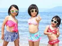 【夏休み】海はすぐそこ!たくさん遊んで夏を楽しもう♪
