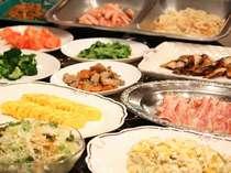 ■おいしい朝食で朝から元気に出発♪和洋バイキングの朝食付きプラン