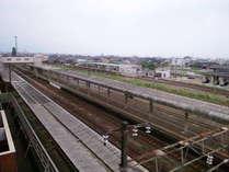 ■鉄道ファン必見!トレインビュープラン★駐車場無料!