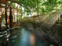 ◆南国野天風呂 貸切で35分無料でご利用いただけます。