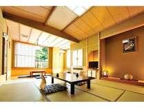 10畳+掘り炬燵付客室