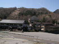 志賀高原の中心地にある便利な立地です