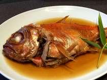 『国産』『特大』『ふわふわ』の金目鯛を姿煮でどうぞ♪
