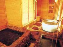 キラキラビー玉風呂や漢方薬湯、死海風呂などお風呂がいっぱい!美肌館