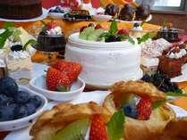デザート食べ放題一例