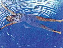 死海風呂イメージ写真です