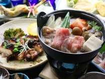 【夕食】季節のお鍋
