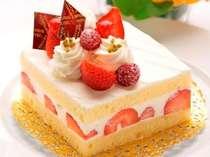 2名様サイズのケーキ!