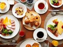 ◇ご朝食◇和洋ブフェ【営業時間】6時30分~10時